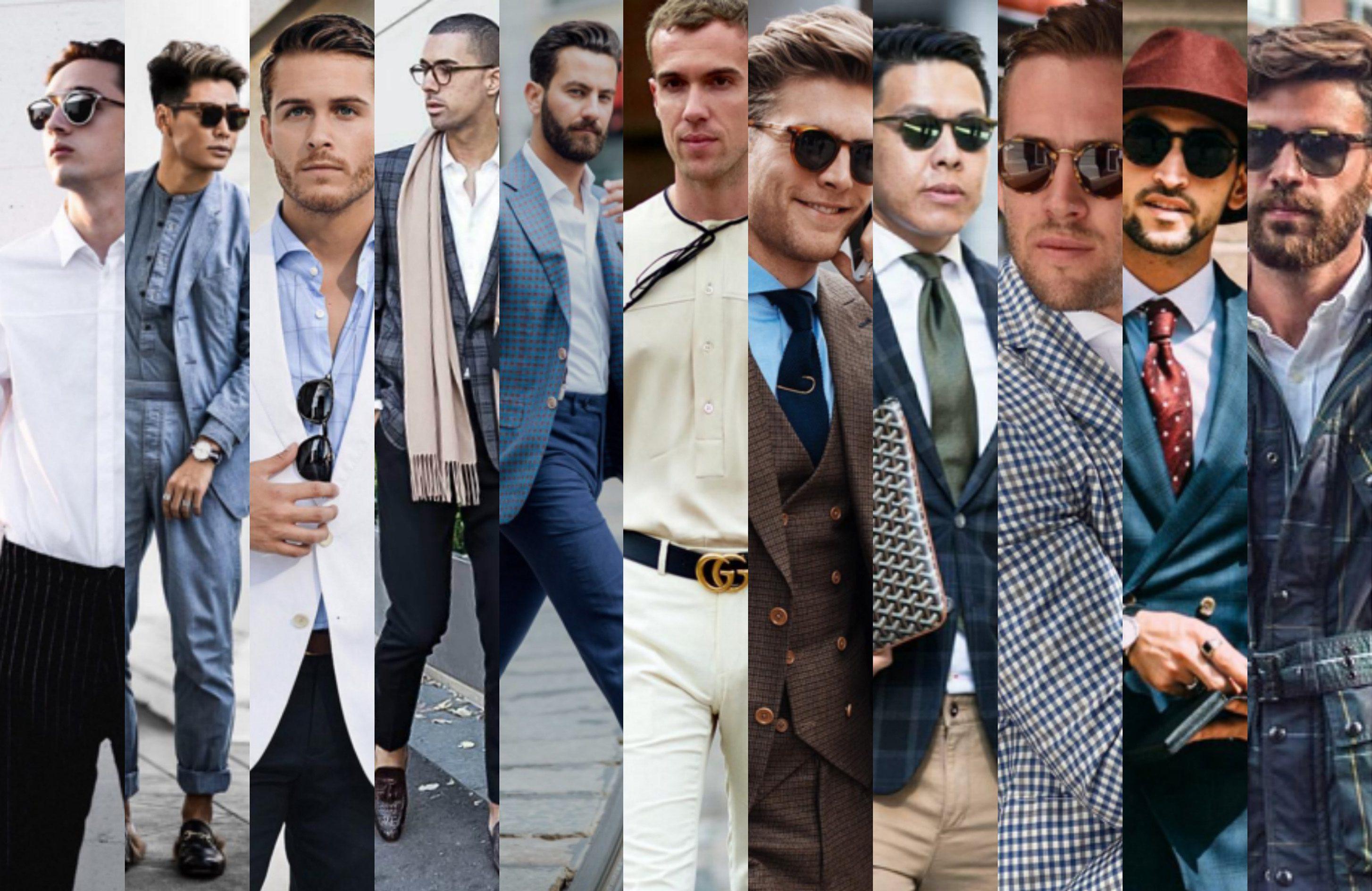 Men's Fashion Gallery